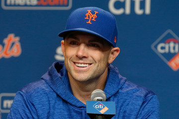 David Wright Miami Marlins vs. New York Mets - Game One