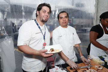 David Wright Food Network & Cooking Channel New York City Wine & Food Festival