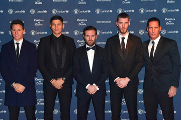 David de Gea United For Unicef Gala Dinner - Red Carpet Arrivals