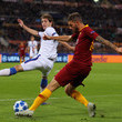 Davide Santon AS Roma vs. CSKA Moscow - UEFA Champions League Group G