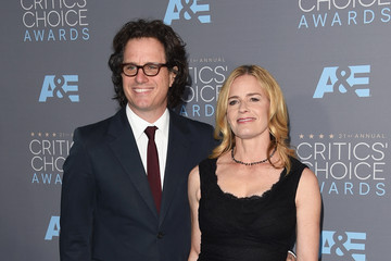 Davis Guggenheim The 21st Annual Critics' Choice Awards - Arrivals