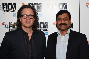 Davis Guggenheim 'He Named Me Malala' - Red Carpet - BFI London Film Festival