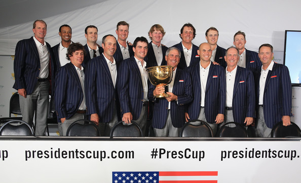 The Presidents Cup: Final Round