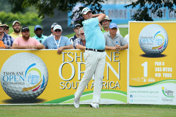 Dawie VanDer Walt Tshwane Open - Day Four