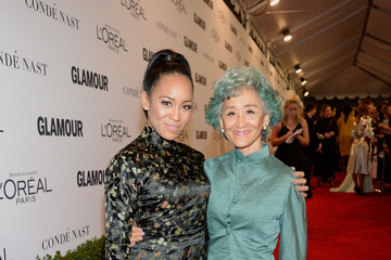 Dawn-Lyen Gardner Glamour Women of the Year 2016 - Red Carpet