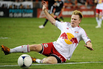 Dax McCarty New York Red Bulls v DC United