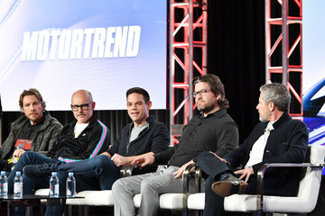 Dax Shepard 2020 Winter TCA Tour - Day 10