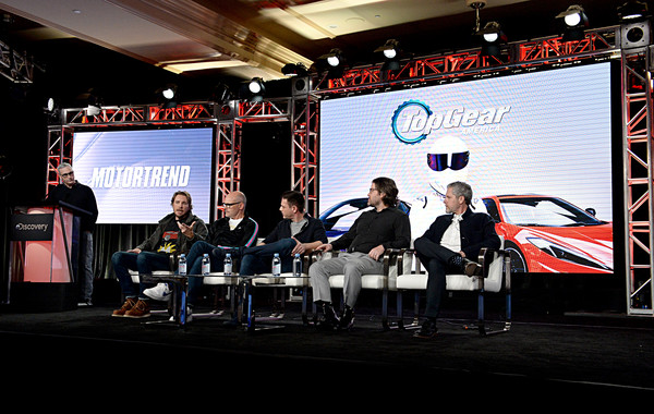 Discovery, Inc. TCA Winter Panel 2020