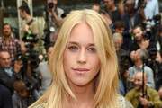 Lady Mary Charteris attends the Julien Macdonald show during London Fashion Week Spring Summer 2015 at Somerset House on September 13, 2014 in London, England.