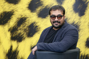 Director Anurag Kashyap attends Bombay Velvet photocall on August 11, 2015 in Locarno, Switzerland.