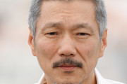"""Director Hong SangSoo attends the """"The Day After (Geu Hu)"""" photocall during the 70th annual Cannes Film Festival at Palais des Festivals on May 22, 2017 in Cannes, France."""