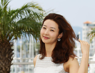 "Sun Mi Song ""The Day He Arrives"" Photocall - 64th Annual Cannes Film Festival"