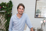 Stella Artois hosts Josh Hartnett at The Championships, Wimbledon as the Official Beer of the tournament at Wimbledon on July 14, 2018 in London, England.