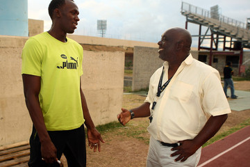 Glen Mills A Day In The Life Of Usain Bolt