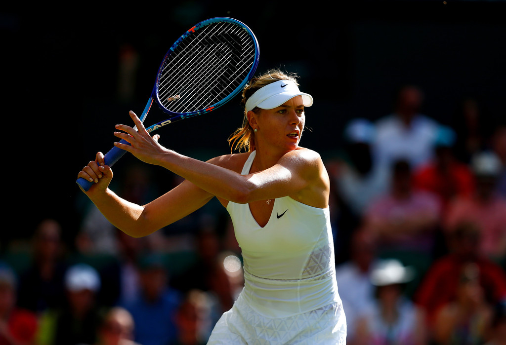 Maria Sharapova Photos»Photostream
