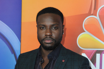 Dayo Okeniyi 2016 Winter TCA Tour - NBCUniversal Press Tour Day 1 - Arrivals