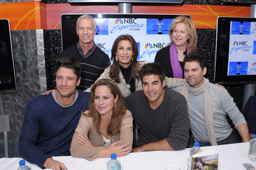 """Crystal Chappell Greg Meng """"Days Of Our Lives 45 Years: A Celebration In Photos"""" Book Signing"""