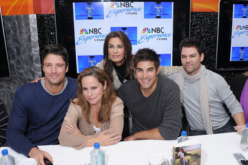 """Galen Gering """"Days Of Our Lives 45 Years: A Celebration In Photos"""" Book Signing"""