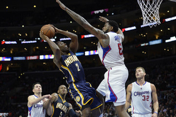 DeAndre Jordan Indiana Pacers v Los Angeles Clippers