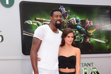 DeAndre Jordan 'Teenage Mutant Ninja Turtles' Premieres in Westwood — Part 3