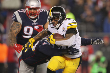 DeAngelo Williams AFC Championship - Pittsburgh Steelers v New England Patriots
