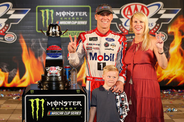 DeLana Harvick Monster Energy NASCAR Cup Series AAA Texas 500