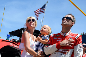 DeLana Harvick Quicken Loans 400