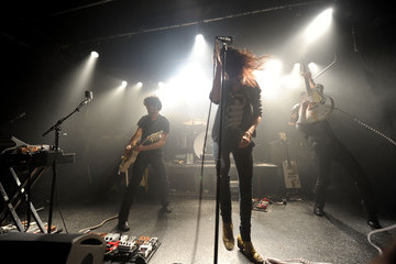Jack Lawrence DeLeon Tequila Presents The Dead Weather In Concert