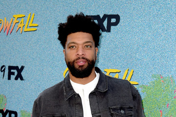 DeRay Davis Premiere Of FX's 'Snowfall' Season 2 - Red Carpet