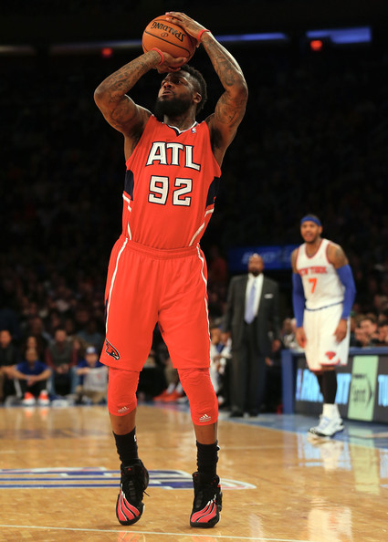 DeShawn+Stevenson+Atlanta+Hawks+v+New+Yo