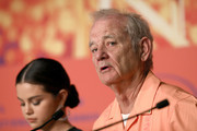 Selena Gomez Bill Murray Photos Photo