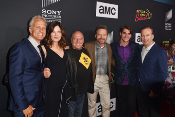 Dean Norris AMC's 'Better Call Saul' Season 4 Premiere - Arrivals