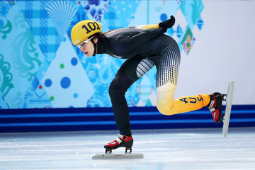 Deanna Lockett Short Track Speed Skating - Winter Olympics Day 14