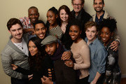 Kyle Gallner and Teyonah Parris Photos Photo