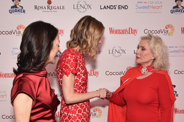 Debbie Harry Woman's Day Celebrates 15th Annual Red Dress Awards - Arrivals