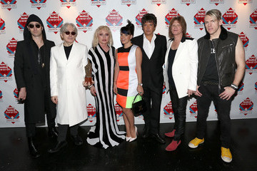 Debbie Harry NME Awards - Winners Room