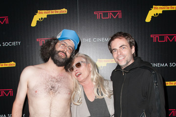 """Debbie Harry The Weinstein Company With The Cinema Society And Tumi Host A Screening Of """"This Must Be the Place"""""""