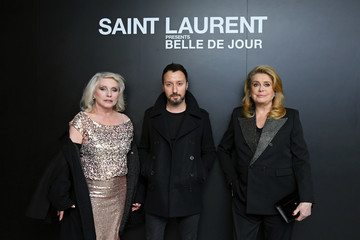 Debbie Harry Saint Laurent Presents 'Belle De Jour' 50th Anniversary Screening