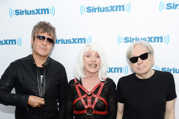Debbie Harry Blondie Performs in NYC