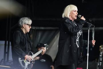 Debbie Harry Glastonbury Festival: Day 1