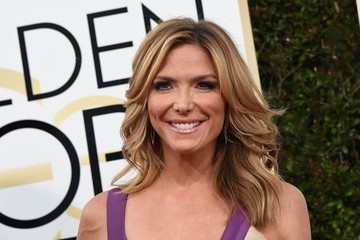 Debbie Matenopoulos 74th Annual Golden Globe Awards - Arrivals