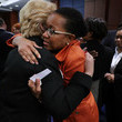 Debbie Stabenow Senate Democrats Discuss Protecting Children From Gun Violence With Survivors And Victims Of Attacks