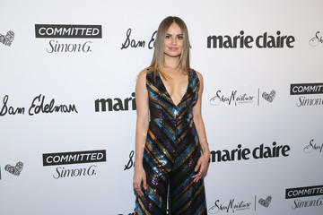 Debby Ryan Marie Claire Celebrates Fifth Annual 'Fresh Faces' in Hollywood With SheaMoisture, Simon G. And Sam Edelman - Arrivals