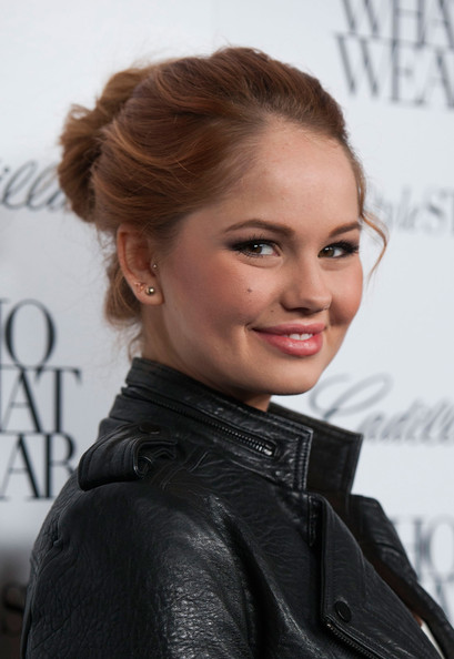 Debby Ryan Photos Photos - Stars at the Who What Wear Event in Hollywood - Zimbio