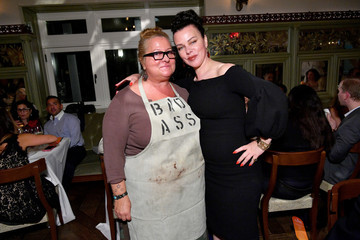 Debi Mazar Food Network & Cooking Channel New York City Wine & Food Festival Presented By Coca-Cola - Dinner with Debi Mazar, Gabriele Corcos and Beatrice Tosti part of the Bank of America Dinner Series presented by The Wall Street Journal
