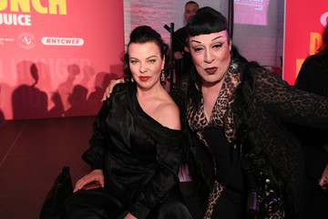 Debi Mazar Food Network & Cooking Channel New York City Wine & Food Festival presented by Capital One - Barilla's Drag Brunch presented by ABSOLUT JUICE hosted by Debi Mazar and Patricia Field