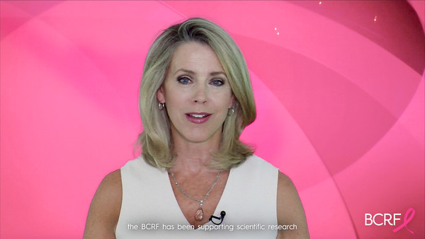 Breast Cancer Research Foundation Hosts A Virtual Hot Pink Evening