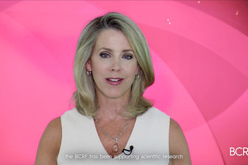 Deborah Norville Breast Cancer Research Foundation Hosts A Virtual Hot Pink Evening