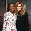 Deborah Roberts Maria Shriver And The Women's Alzheimer's Movement Announce The Recipients Of The 2019 Research Grants