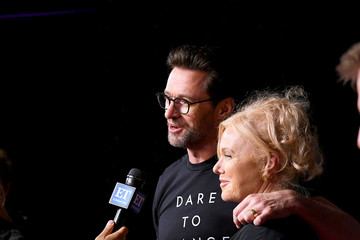 Deborra-Lee Furness 2019 Global Citizen Festival: Power The Movement – Red Carpet And Backstage
